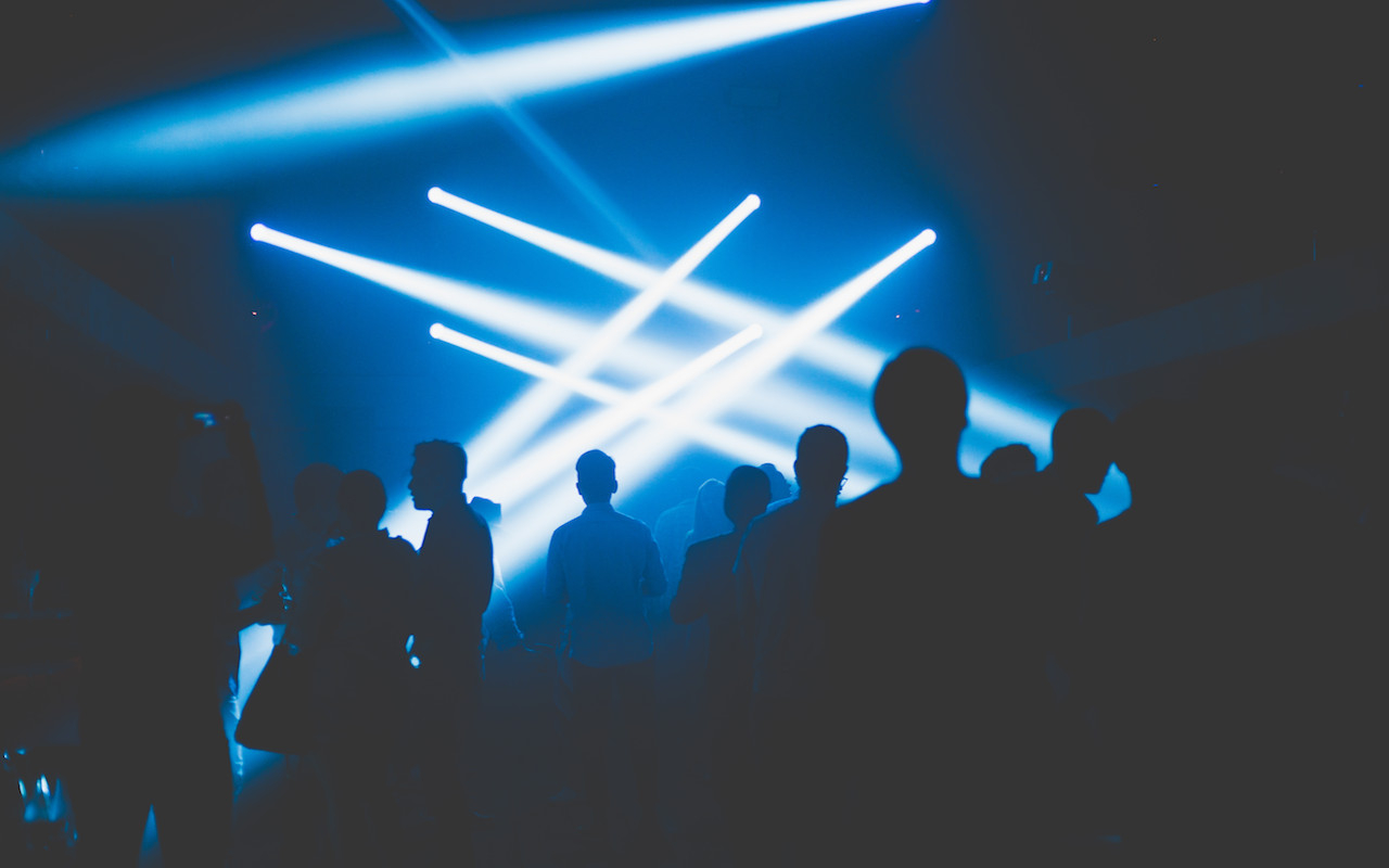ra beam thailand nightclub