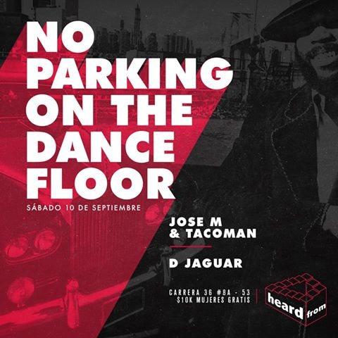 RA: No Parking on the Dancefloor at