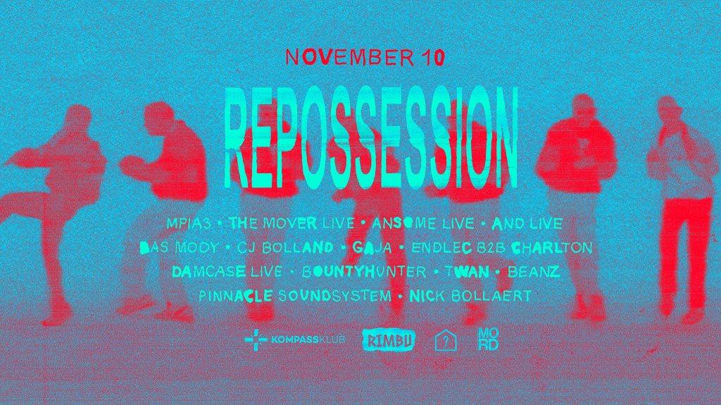 ra repossession at kompass klub belgium 2017