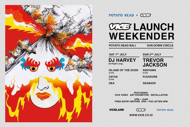 ra potato head x vice launch weekender at potato head beach club
