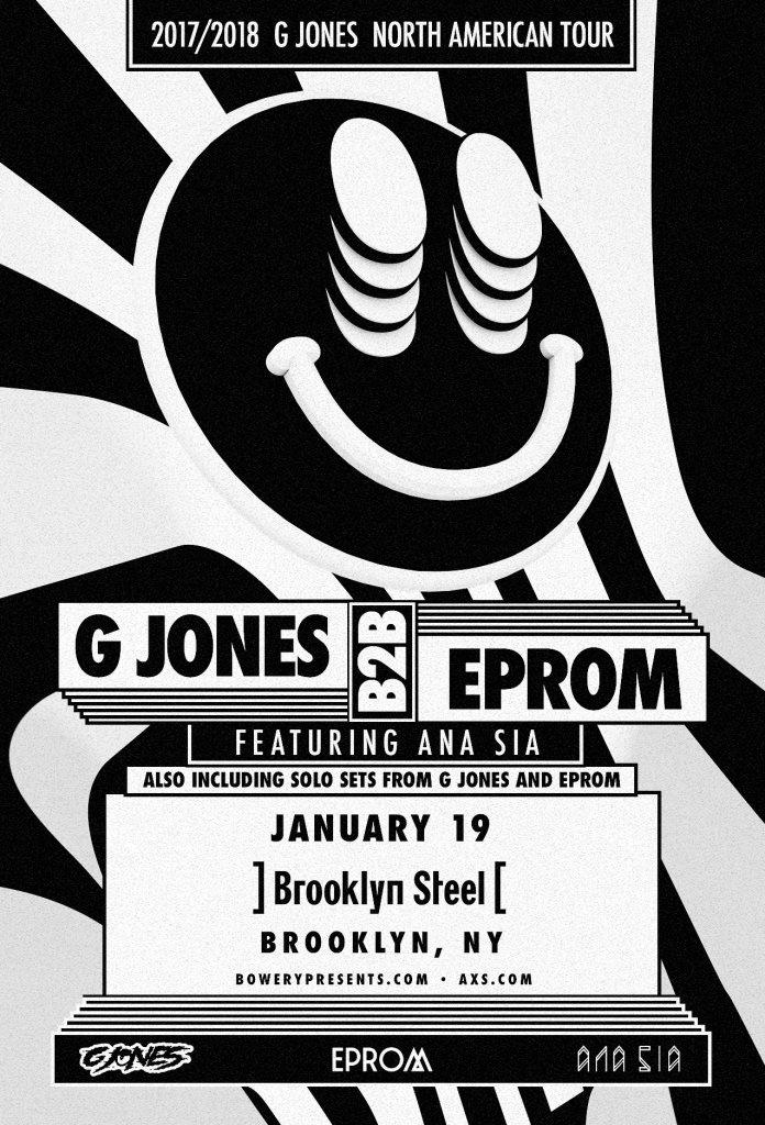 ra g jones at brooklyn steel new york