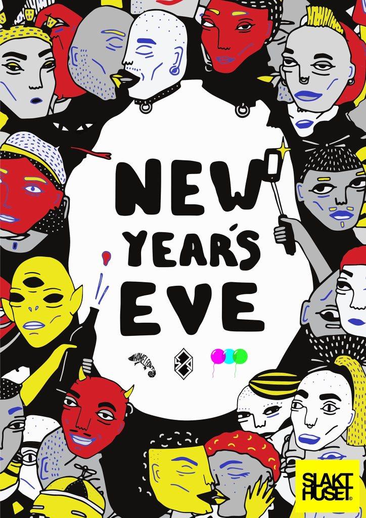 ra new year s eve slakthuset at slakthuset stockholm
