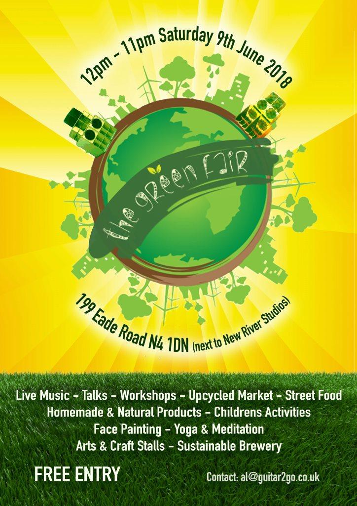 ra the green fair at new river studios london