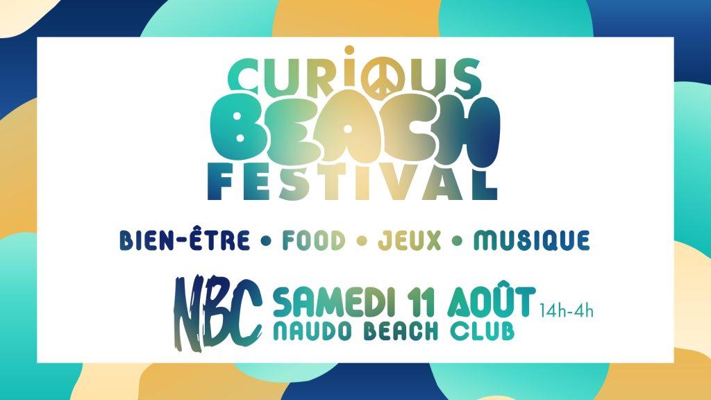 ra curious beach festival at naudo beach club nbc south west
