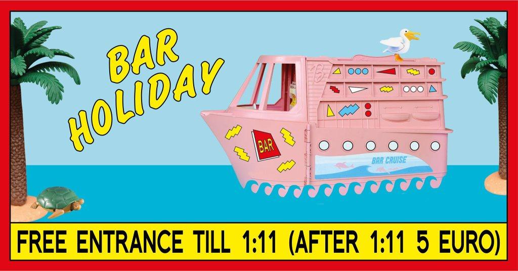ra bar holiday jetti post at bar rotterdam