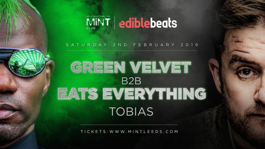 RA: End of an Era: Edible Beats 100 - Green Velvet b2b Eats