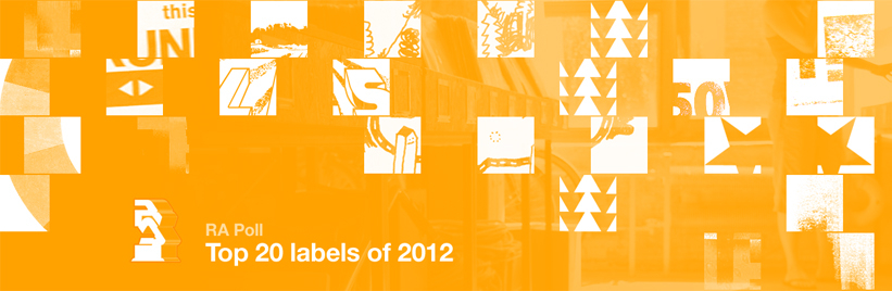 RA Poll: Top 20 labels of 2012