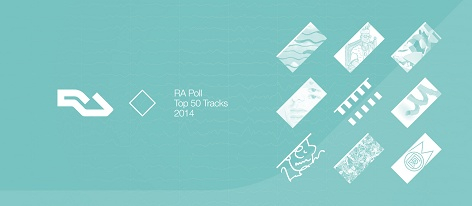Top 50 tracks of 2014