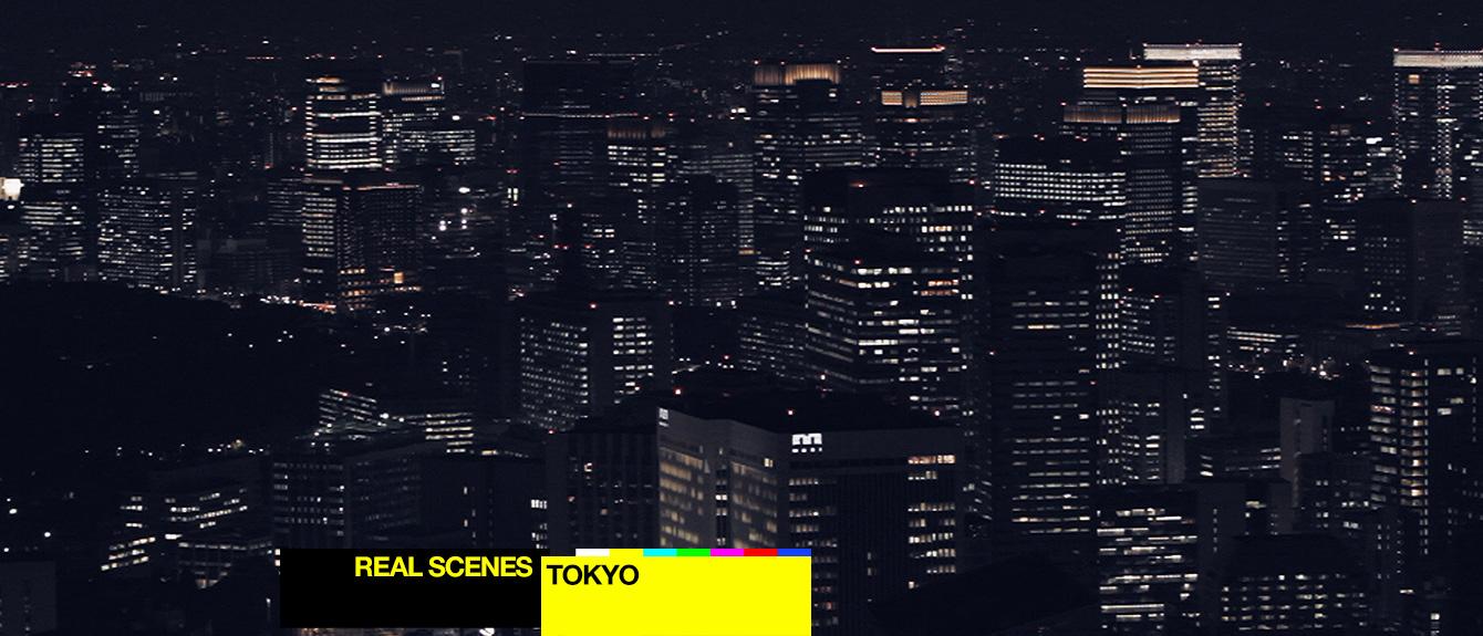 ra real scenes tokyo