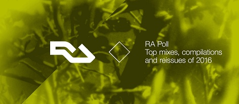 RA Poll: Top mixes, compilations and reissues of 2016