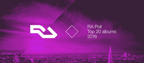 RA Poll: Top 20 albums of 2016