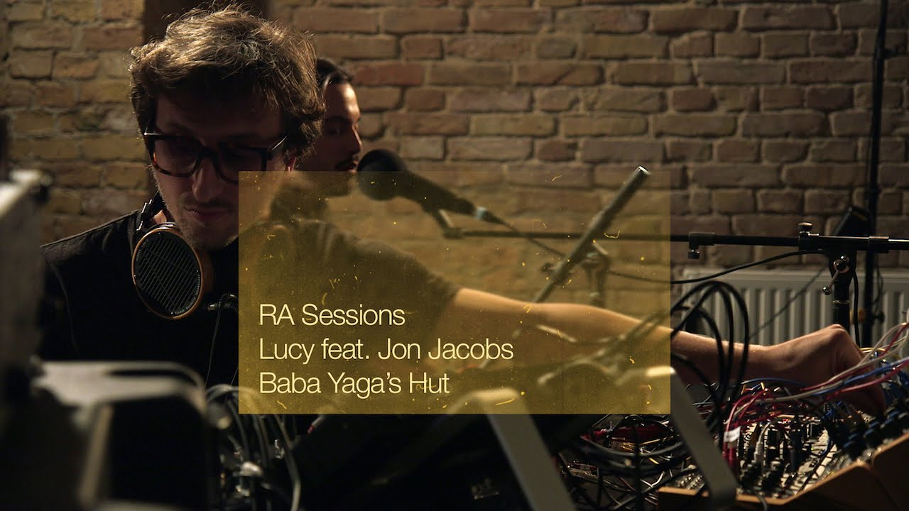 RA Sessions: Lucy