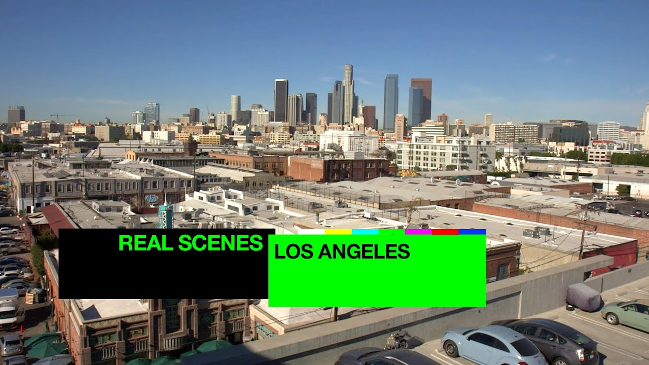 Real Scenes: Los Angeles