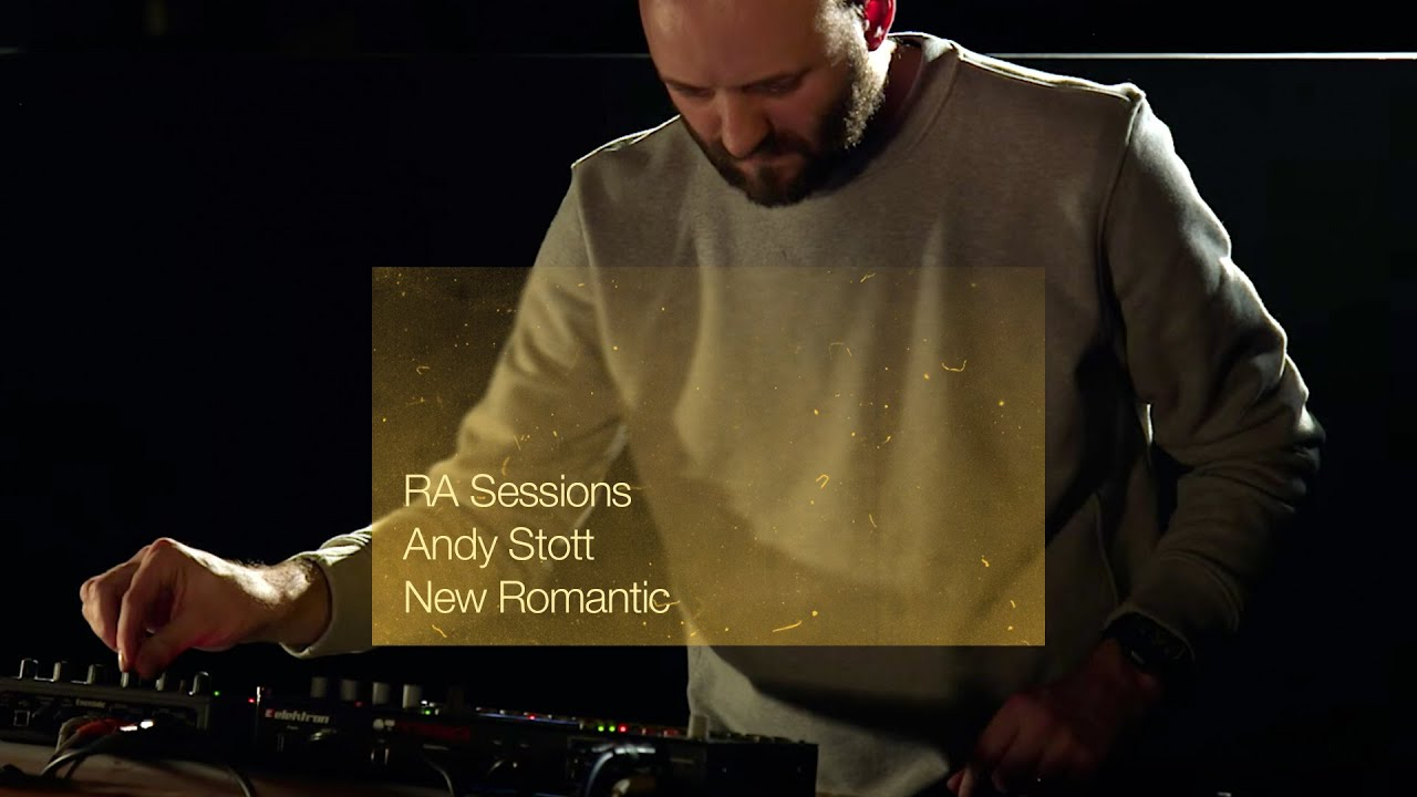 RA Sessions: Andy Stott
