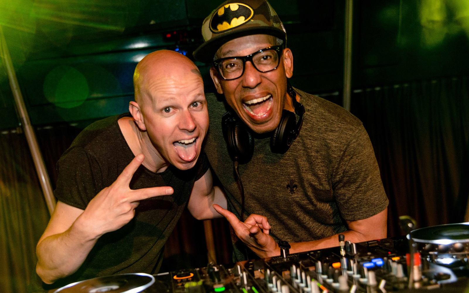 DJ Panic & The Darkraver