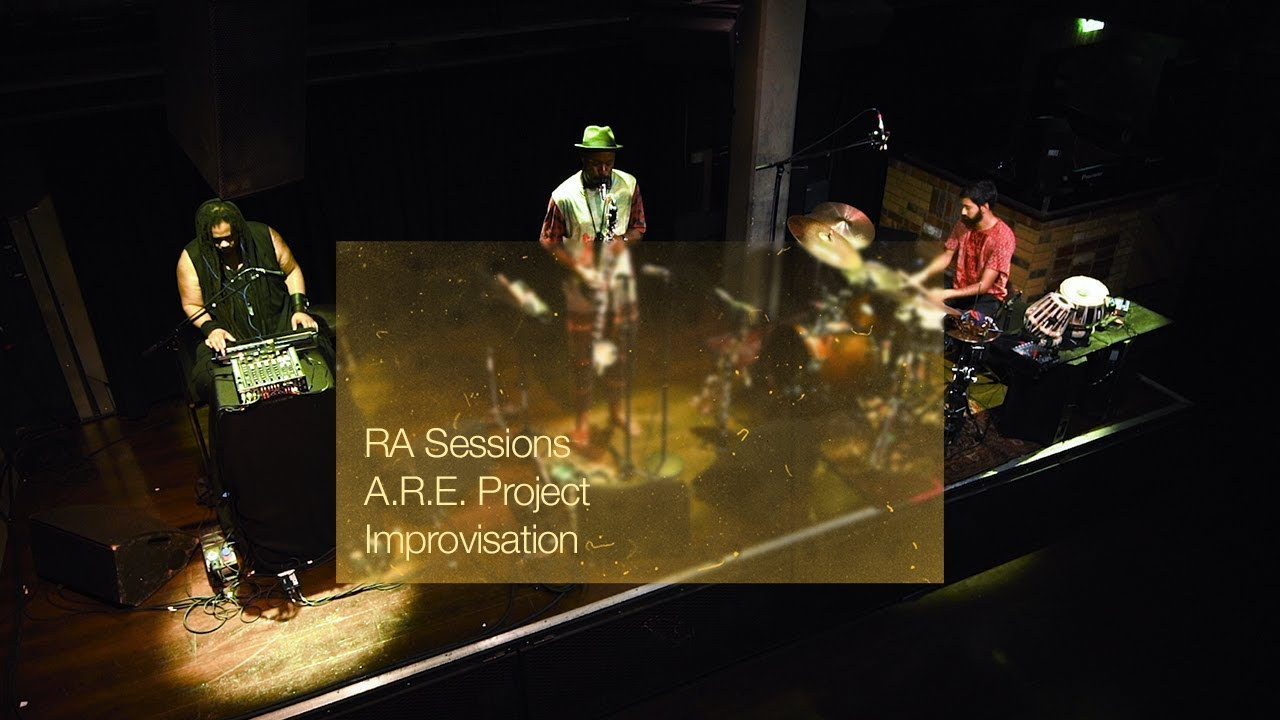 RA Sessions: A.R.E. Project