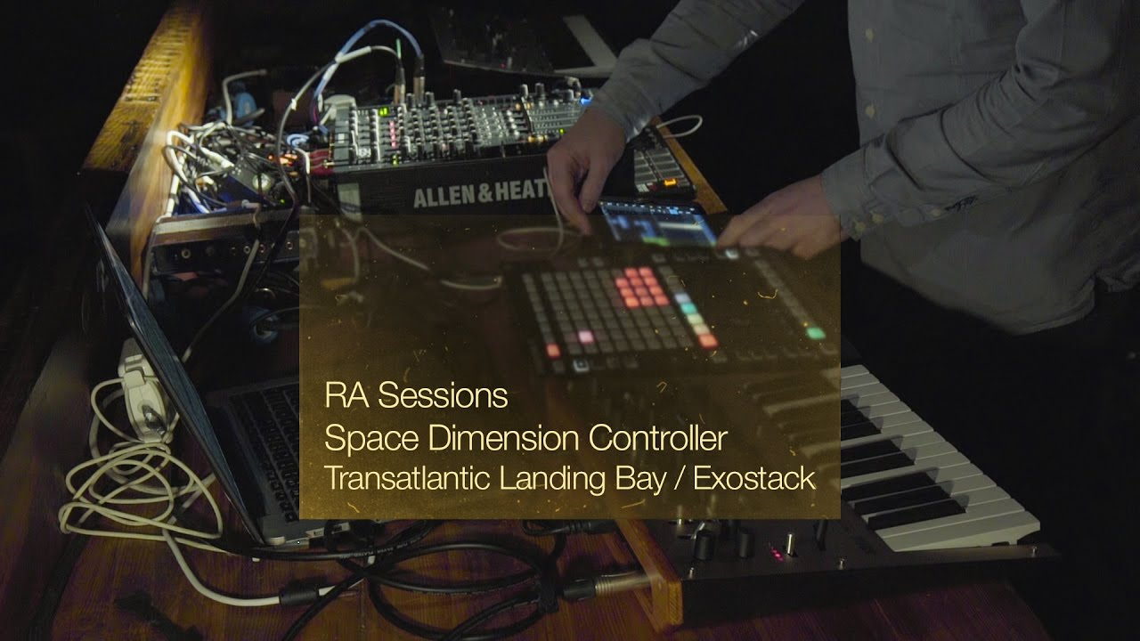 RA Sessions: Space Dimension Controller