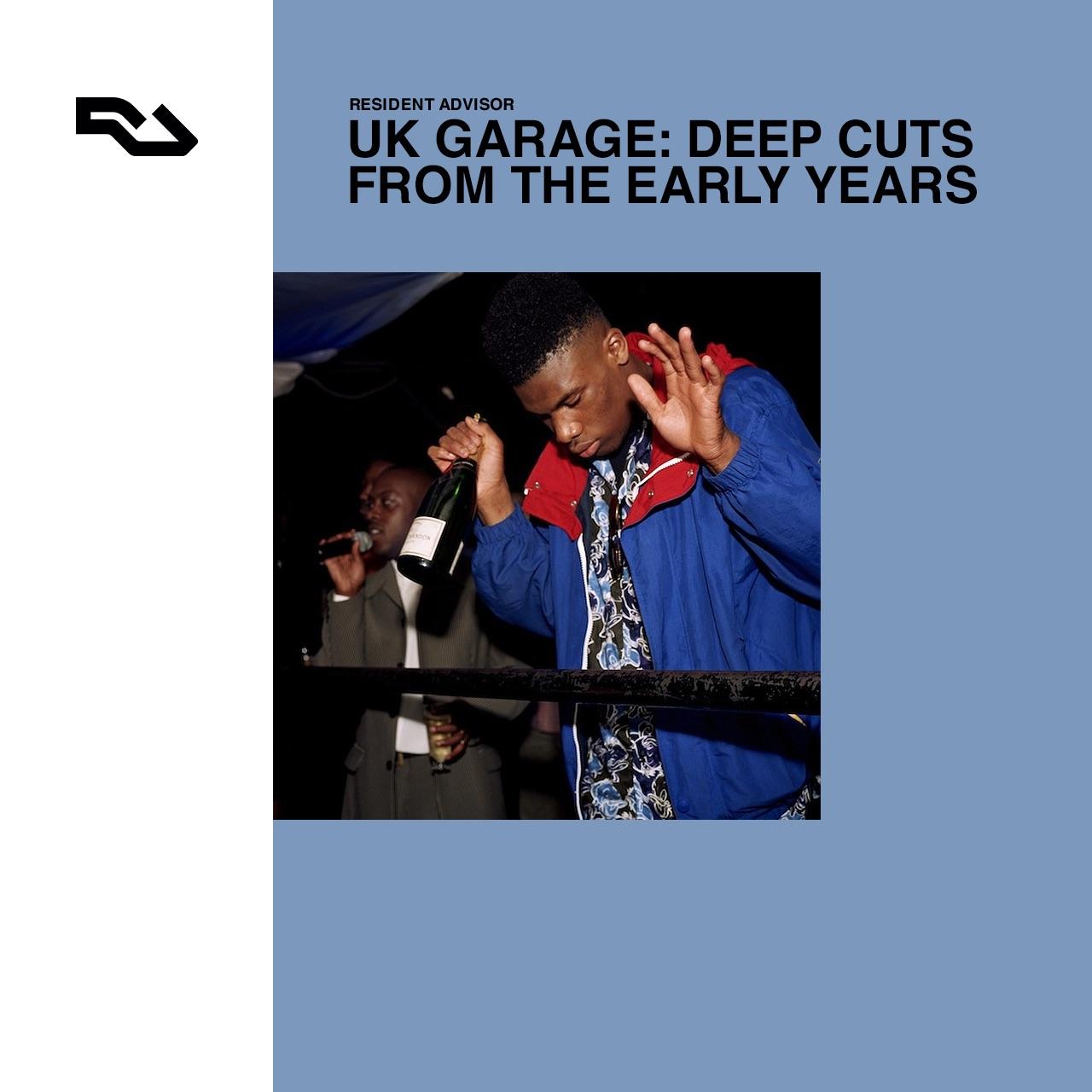 RA: Playlist: UK garage: 黎明...