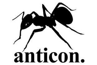 RA: Anticon - レコードレーベル