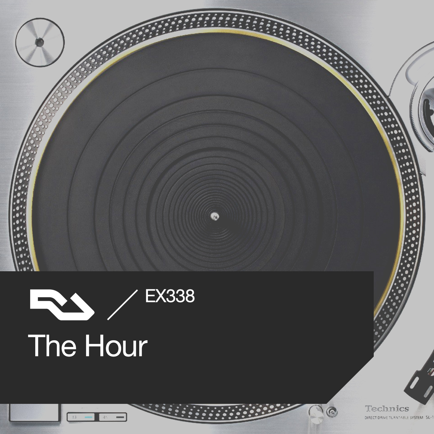 EX.338 The Hour: Ben Klock, Printworks, Technics and Roland