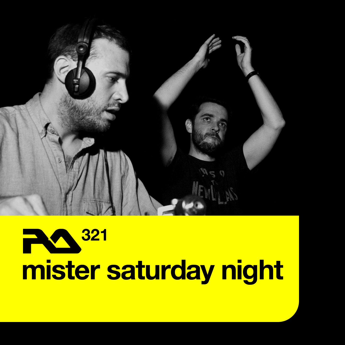 RA.321 Mister Saturday Night