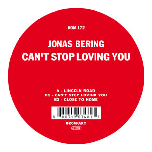 Jonas Bering - Can't Stop Loving You