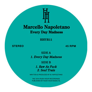 Marcello Napoletano - Everyday Madness