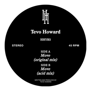 Tevo Howard - Move