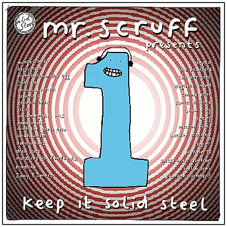 Mr Scruff - Keep It Solid Steel