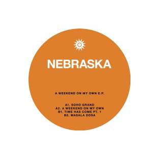 Nebraska - A Weekend On My Own EP