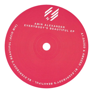 Amir Alexander - Everybody's Beautiful EP
