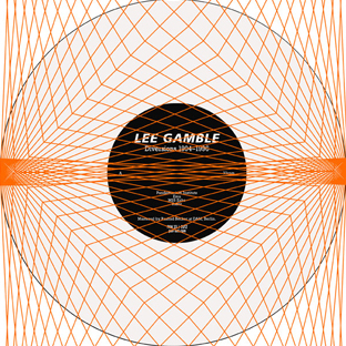 Lee Gamble - Diversions 1994 - 199