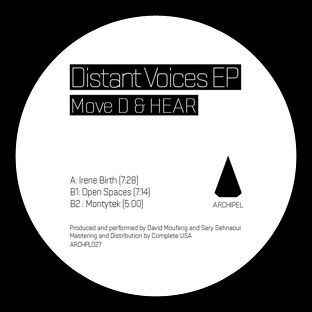 Move D & HEAR - Distant Voices EP