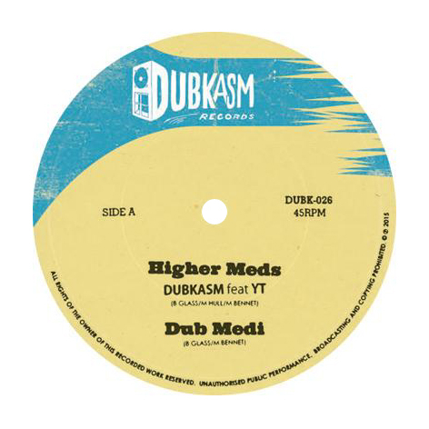 Dubkasm feat. YT & Rudey Lee - Higher Meds / Coming In Ruff