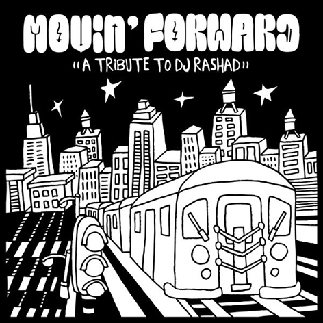 Machinedrum - Movin' Forward