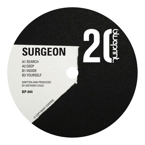 Surgeon - Search Deep Inside Yourself