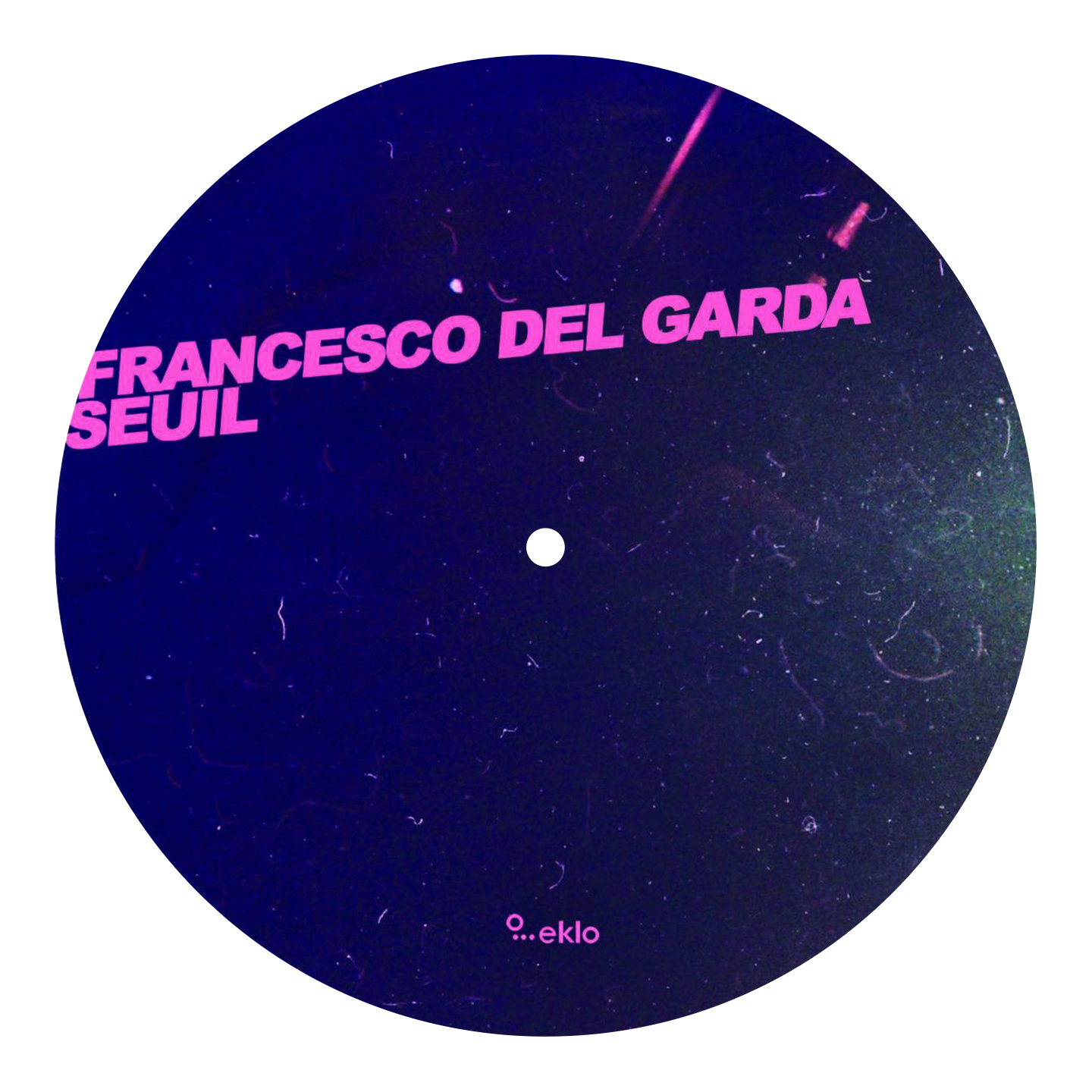 Francesco Del Garda & Seuil - Bubble