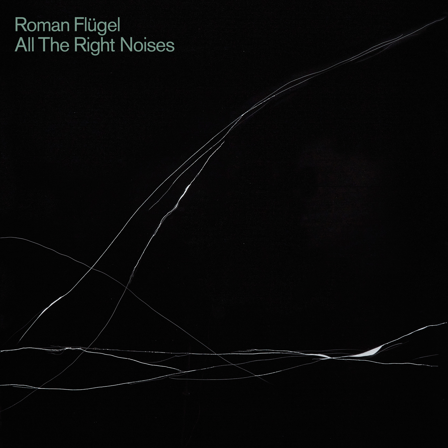 Roman Flügel - All The Right Noises