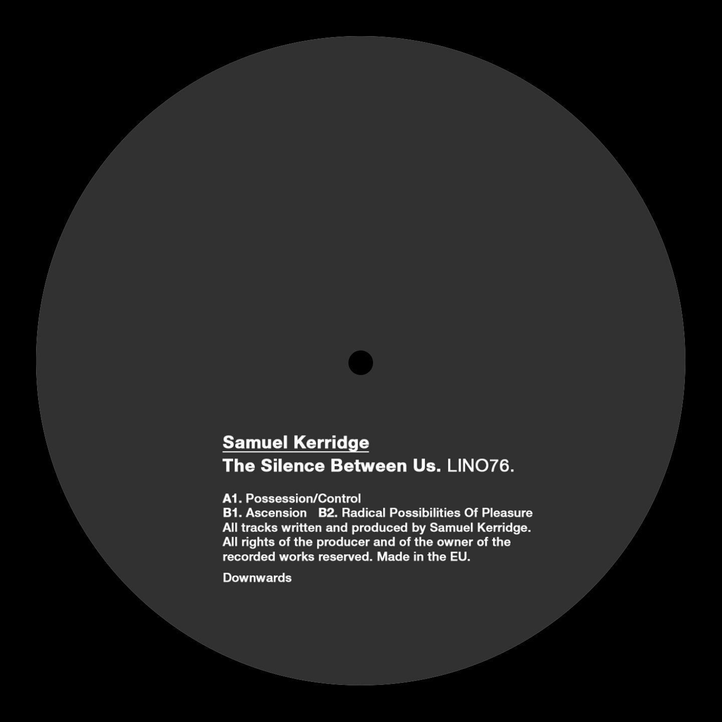Samuel Kerridge - Possession/Control