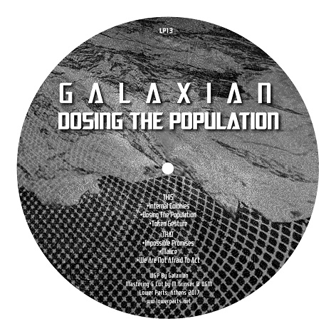 Galaxian‎ – Dosing The Population
